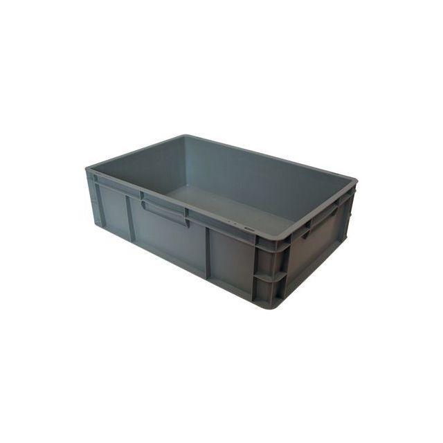 g n rique bac de rangement empilable 600 x 400 mm g n rique bac de rangement empilable 600. Black Bedroom Furniture Sets. Home Design Ideas