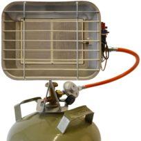 Güde - Chauffage à gaz Ghs 4200 Piezo