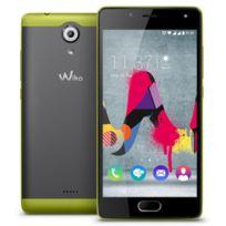 Wiko - Ufeel Lite Double Sim 4G 16Go Citron vert
