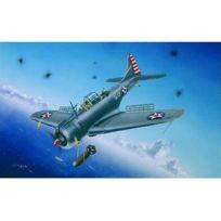 Trumpeter - Maquette avion : Douglas Sbd-3/4 - A-24A Dauntless 1941/1942