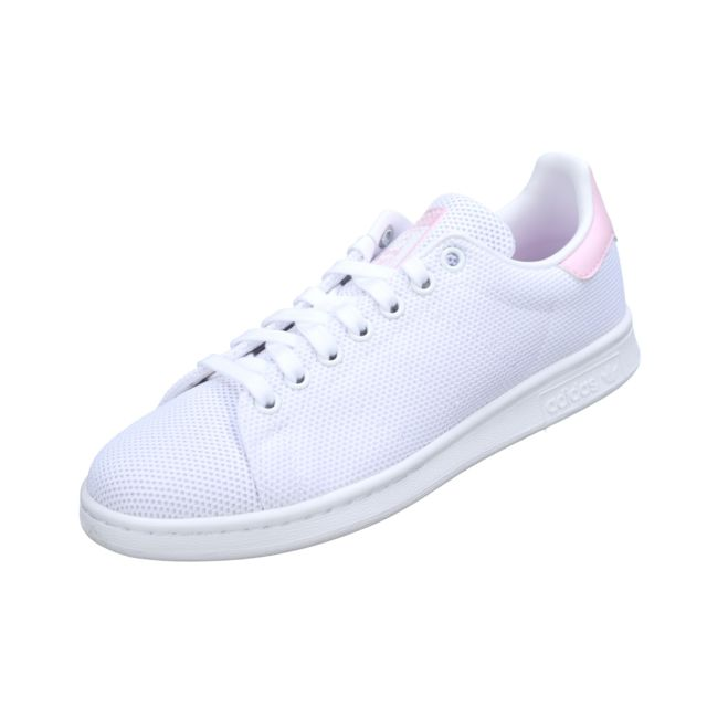 nouvelle collection 93454 91db1 Adidas - Stan Smith W Cq2823 Blanc/rose 36 2/3 - pas cher ...