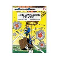 Générique - LesTuniquesbleues, tome8: Lescavaliersduciel