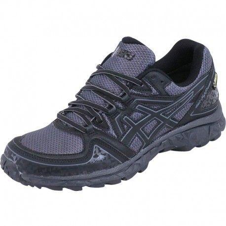 Asics Asics Sapatos Gel Tx Preto Trailrunning G Congelar Mulher Fuji 4v4zr
