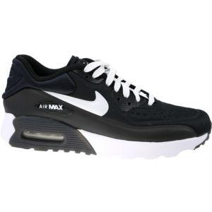 Nike Air Max 90 Gs 724824-004 Enfant Mixte Baskets Noir,Bleu