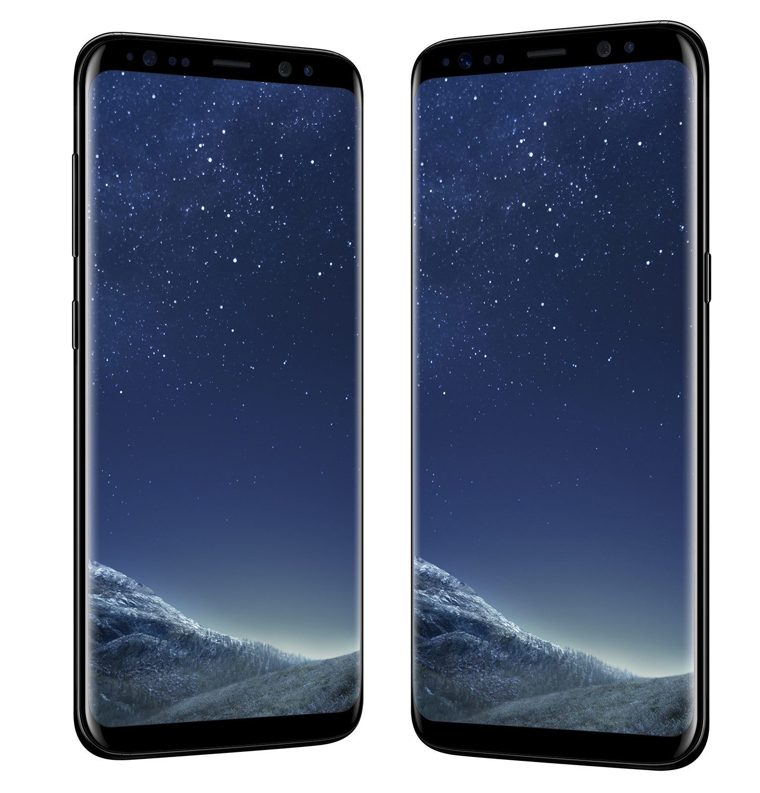 Galaxy S8 - 64 Go - Noir Carbone - Reconditionné