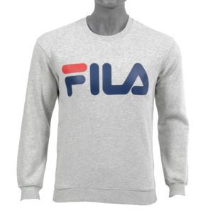 fila sweat shirt basic classic logo pas cher achat vente sweat homme rueducommerce. Black Bedroom Furniture Sets. Home Design Ideas