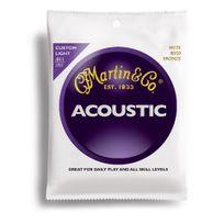 Martin - M175CL - Jeu de cordes Custom light 11-52 Guitare acoustique