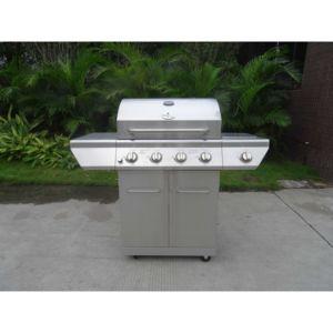 barbecue mode de vie kentucky 4 br leurs pas cher achat vente barbecues gaz rueducommerce. Black Bedroom Furniture Sets. Home Design Ideas