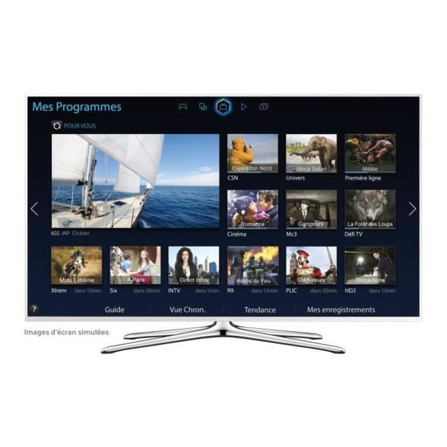 Samsung - TV ue40h5510