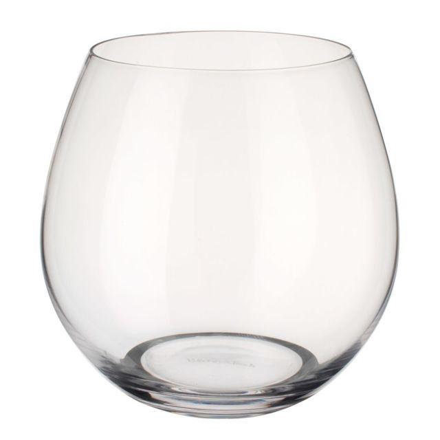 Villeroy & Boch Gobelet à eau en cristallin Transparent - Lot de 4 pièces Entree - 10cm