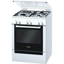Bosch - cuisinière mixte a 67l 4 feux blanc - hgv72d124f