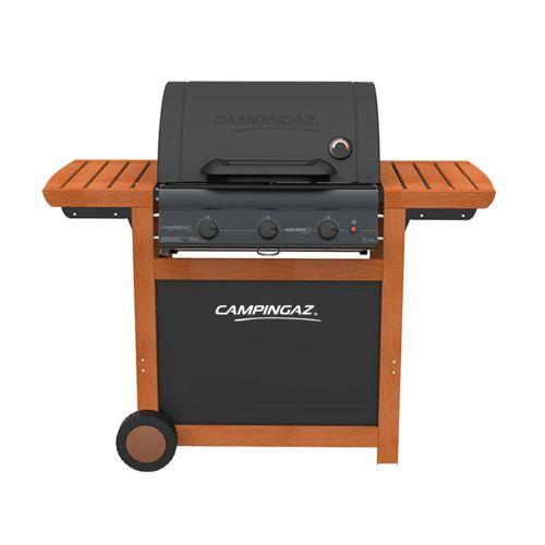 campingaz barbecue gaz ad la de 3 woody l pas cher achat vente barbecues gaz rueducommerce. Black Bedroom Furniture Sets. Home Design Ideas