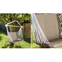 OVIALA - Fauteuil suspendu chaise hamac