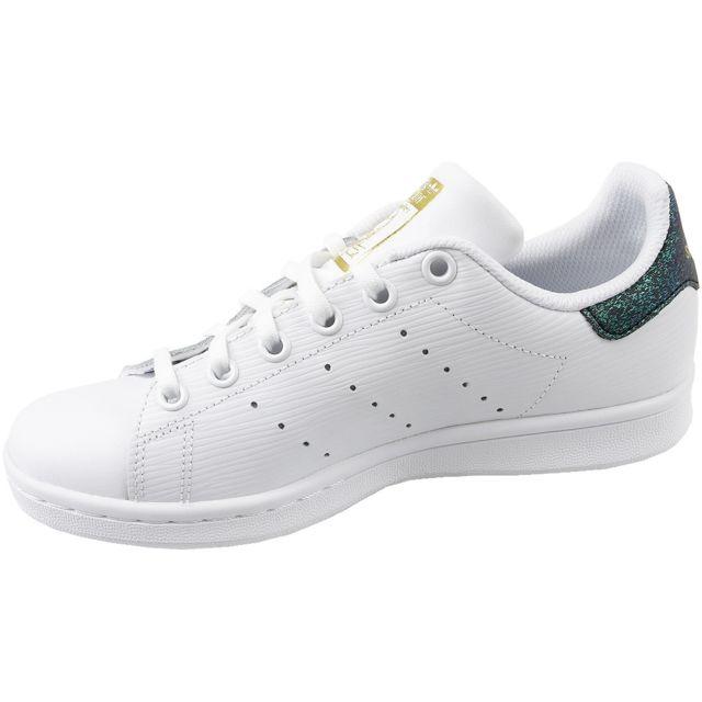 Adidas Stan Smith J Cm8192 Blanc 36 23 pas cher Achat