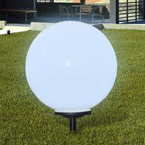 Vimeu-Outillage - Boule solaire extérieure 50cm 1 pièce