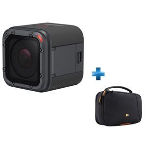 GOPRO - Pack Amateur HERO 5 SESSION + Étui robuste Universel pour caméra embarquée