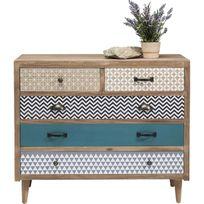 Karedesign - Commode Capri 5 tiroirs Kare Design