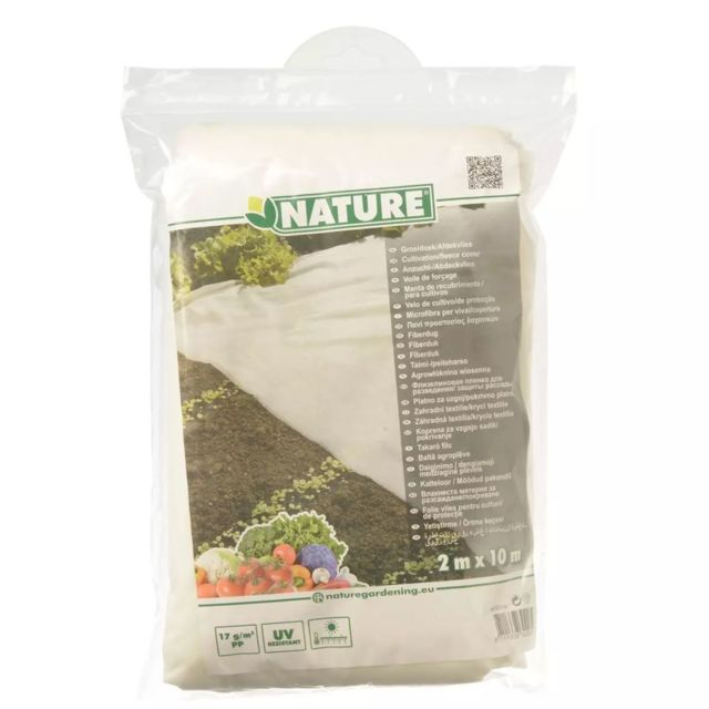 Icaverne Kits de plantation categorie Nature Film de couverture pour Semis 2 x 10 m 6030206