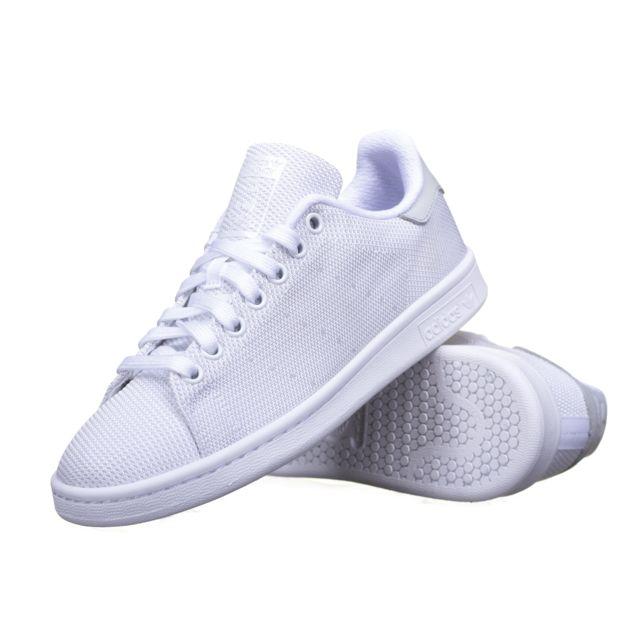 B24711 Stan Blancgris Chaussure Originals Adidas Smith SwaqHEOxI
