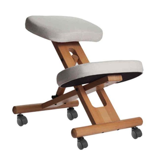 Sissel - Siège assis-genoux Stabido à mémoire de forme Beige