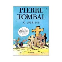 Dupuis - Pierre Tombal, tome 5 : O suaires