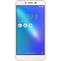 Asus - Smartphone Zenfone Go - Rose clair