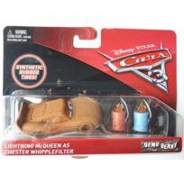 Cars - Chester Whipplefilter McQueen 3 Demo Berby