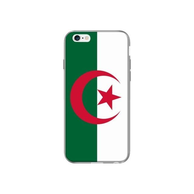 coque iphone 6 plus et 6s plus drapeau algerie algerien laetitia