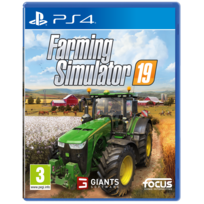 Farming Simulator 19 - Jeu PS4
