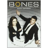 Twentieth Century Fox - Bones - Temporada 5 IMPORT Espagnol, IMPORT Coffret De 6 Dvd - Edition simple