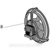 Delonghi - Moteur Ventilateur Pour Petit Electromenager