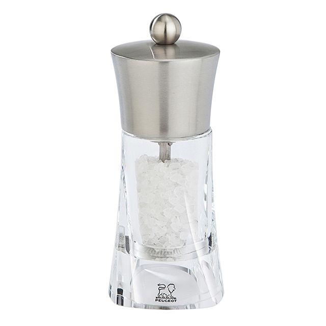 PEUGEOT moulin à sel 14cm acryl/inox - 29043