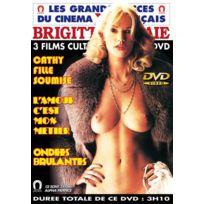 Blue One - Cathy Fille Soumise - L'Amour c'est mon métier - Ondes Brûlantes 3 films