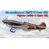 Eastern Express - 1:72 -lagg-3 Type 35 Soviet Wwii Fighter - Ee72212