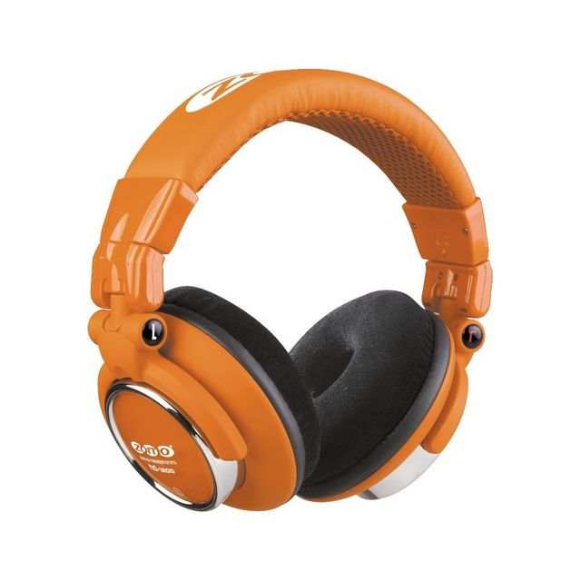 Zomo - Hd1200 Orange Toxic - Casque audio