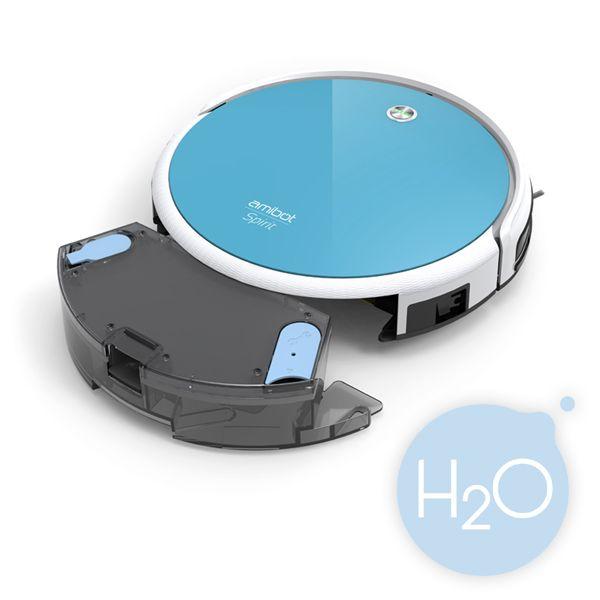 AMIBOT - Robot aspirateur et laveur - Spirit H2O