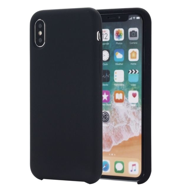 coque iphone x integrale silicon