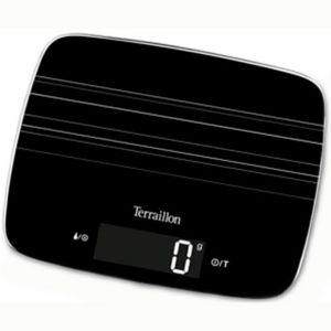 terraillon balance de cuisine electronique 15kg 1g. Black Bedroom Furniture Sets. Home Design Ideas