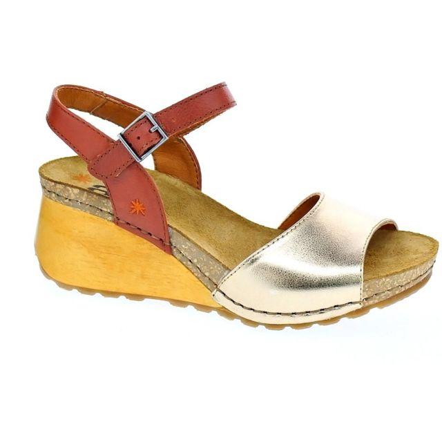 2f83707932e9 Art Company - Chaussures Femme Sandales modele Borne - pas cher Achat   Vente  Sandales et tongs femme - RueDuCommerce