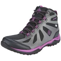 Columbia Peakfreak Xcrsn Ii Xcel Chaussures Mid OutDry grisviolet