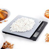 Duronic - Ks865 Balance de cuisine avec surface en verre très fine - 5 kg