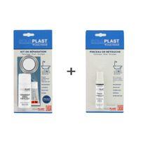 Soloplast - Pack kit de réparation Céramique Email Salle de Bain