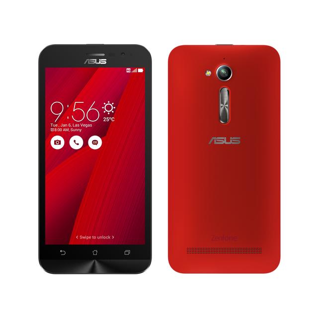 ASUS Zenfone Go - G500KL - Rouge