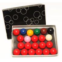 Cortes Games - Billes Snooker 50,8 mm