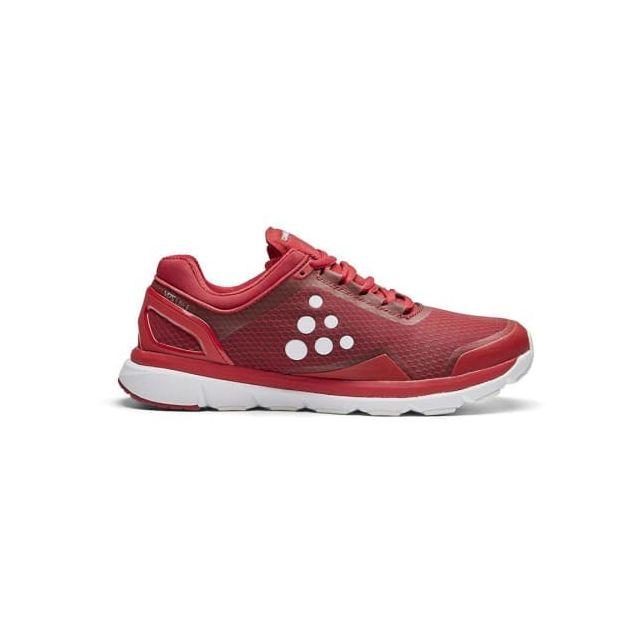 Craft Chaussures V175 Lite Ii rouge blanc