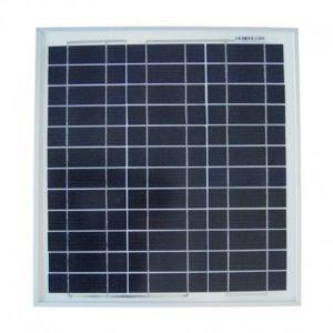 sellande panneau solaire 50w 12v polycristallin pas cher achat vente panneaux solaires. Black Bedroom Furniture Sets. Home Design Ideas