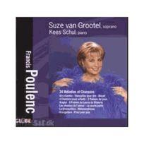 Globe - Poulenc | Van Grootel | Schul - Lieder Recital