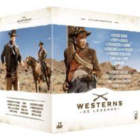 WARNER BROS - Coffret légendes du Western
