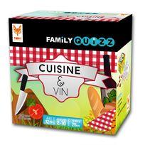 Topi Games - Family Quizz : Cuisine et vin