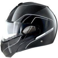 Shark - casque intégral modulable en jet Evoline Pro Carbon Dks moto scooter carbone brillant Xl